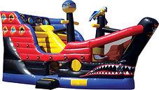 Priates Ship Chris's Jumper Rentals Downey, CA