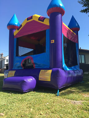 Dream Castle Jumper  Chris's Party Rentals Whittier,CA