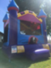Dream Castle Bounce House  Chris's Jumper Rentals Downey, CA