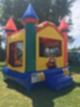 Castle Bounce House  Chris's Jumper Rentals Downey, CA