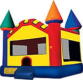 Castle Bounce House Chris's Jumper Rentals Downey, CA