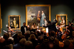 'Le Nouveau Régime' ('The New Order (1750-1788]') at the Holburne Museum