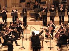 Dora Stoutzker Hall concert
