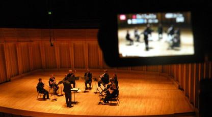 Wind Ensemble concert (Dora Stoutzker Hall)