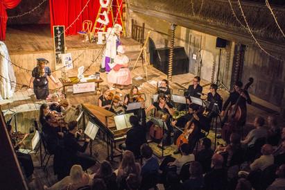 Gluck's 'Il Parnaso Confuso' at Wilton's Music Hall