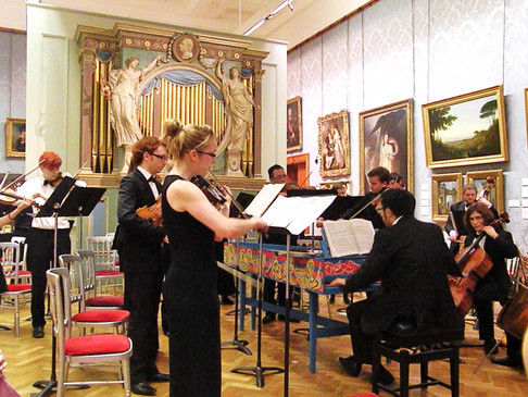 National Museum Cardiff concert