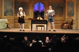 'Mozart Vs. Salieri' at the Manoel Theatre