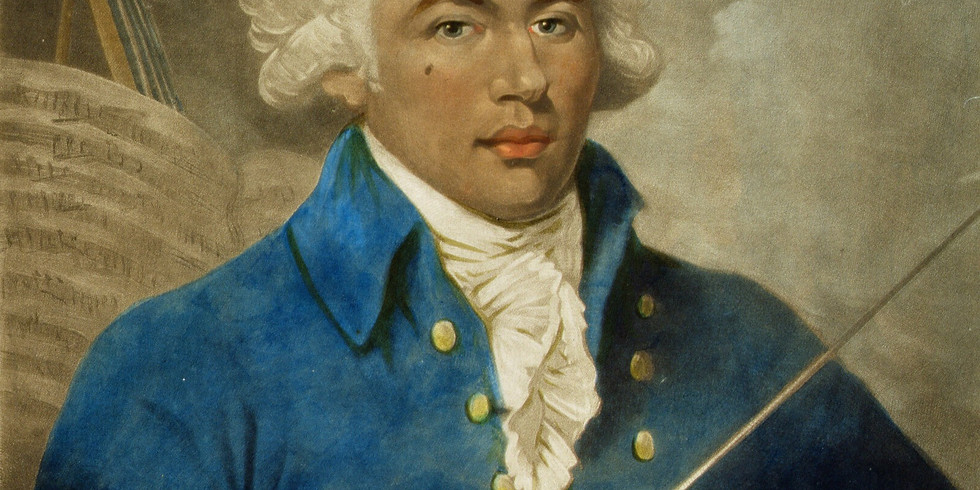 Bologne: The First Known Classical Composer of African Descent