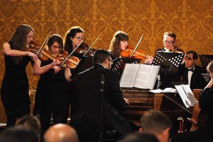 'Villains and Lovers' (2014 Valletta International Baroque Festival closing concert) at the Grandmaster's Palace, Valletta