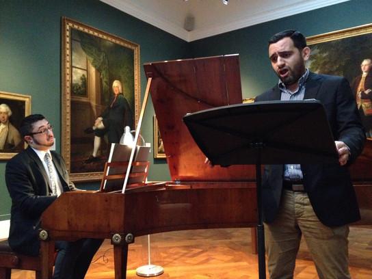 'Haydn & The Schantz Part II' at the Holburne Museum