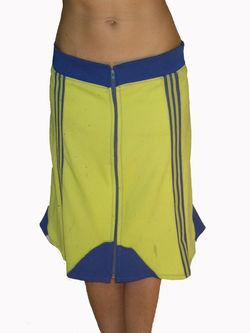 Retro Adidas jacket skirt