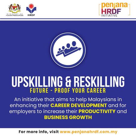 Penjana HRDF IREV4.0 Upskilling & Reskilling
