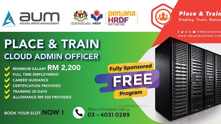 PenjanaHRDF Place&Train Cloud Admin Aksara