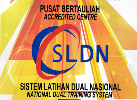 Sistem Latihan Dual Nasional (SLDN)-APPRENTICESHIP Scheme