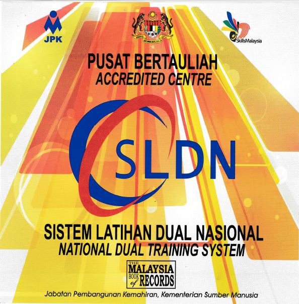 Sistem Latihan Dual Nasional Sldn Apprenticeship Scheme