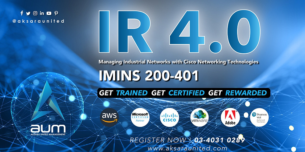 Cisco Industrial Networking Specialist