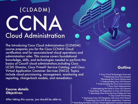 Cisco Cloud Administration