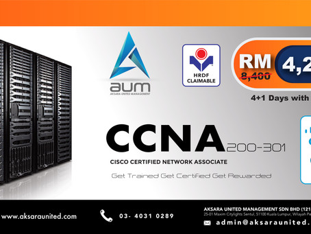 CCNA 200-301 Certification Bootcamp