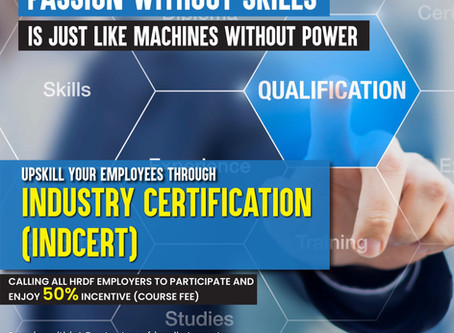 """Industry Certification (""""INDCERT"""")"""
