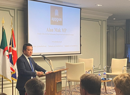 Speech: Alan Mak MP at UK-Africa Investment Summit