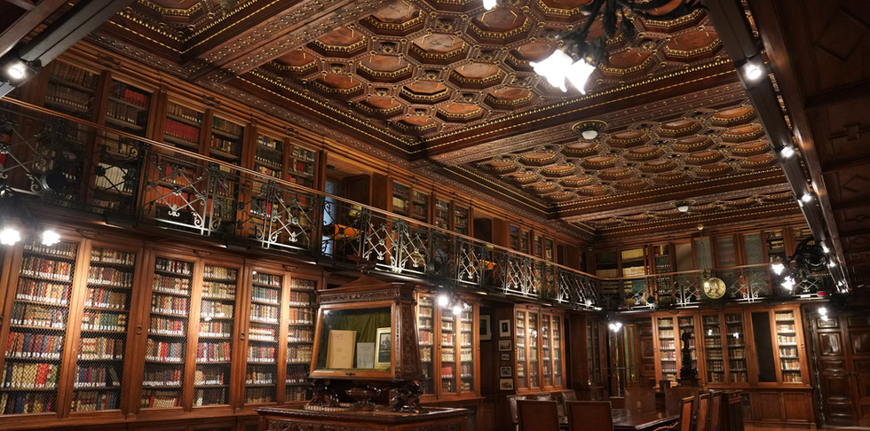 Marco Besso Library
