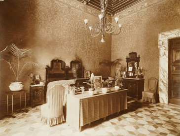 Bedroom of Ernesta Besso