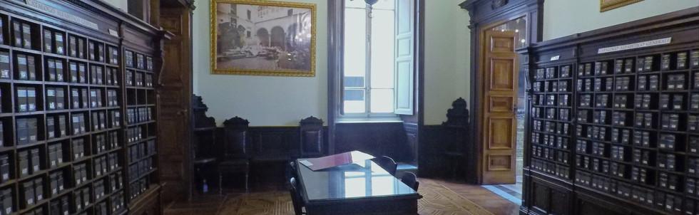 Sala Catalogo Staderini