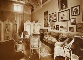 Salvatore Besso's room