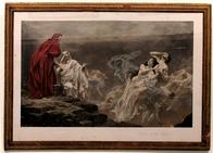 J. Schmidt, Dante in the Inferno