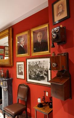 Room of the twentieth century