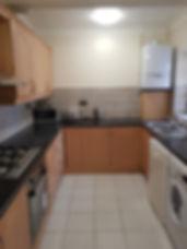 Locate rent2rent Letchworth kitchen