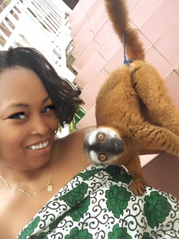 Les lemuriens de Mada