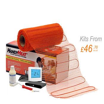 Electric Underfloor Heating Kits