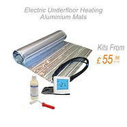Electric Alumimium Heating Mats