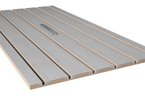 Aqualay Master Panel 21mm Deep for 16mm Pipe(0.72m²per board)
