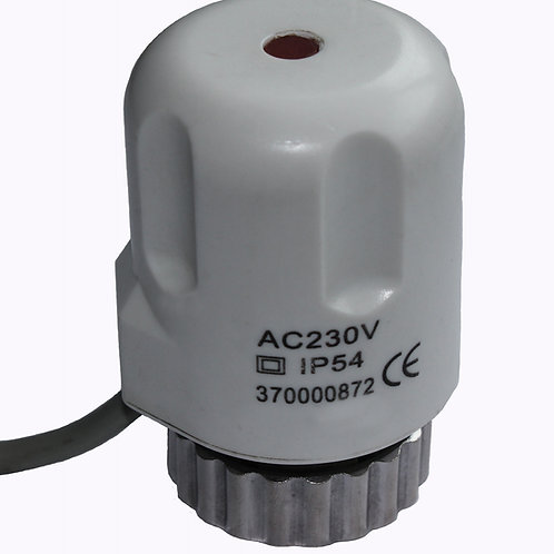 230v Actuators Normally closed
