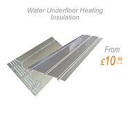 Underfoor Heating Insulation