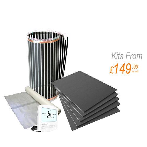 Carbon Heating Film Kit 160wm²