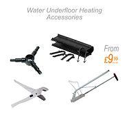 Water Underfloor Heating Staples