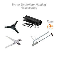 Water Underfloor Heating Staples