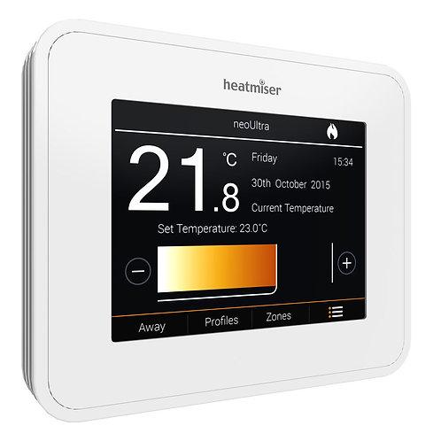 Heatmiser NeoUltra -White-Black