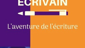 Devenir écrivain : l'aventure de l'écriture