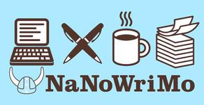 Je participe au NaNoWriMo