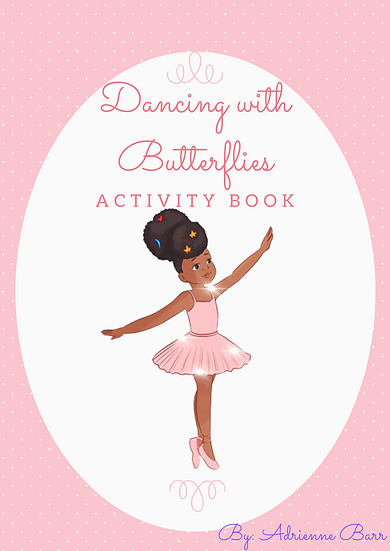 Dancing the Butterfies Activity Book