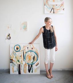L'art à la rencontre de la nature et de l'humain : une nouvelle exposition pour Zoé Boivin