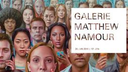 Galerie Matthew Namour - art urbain