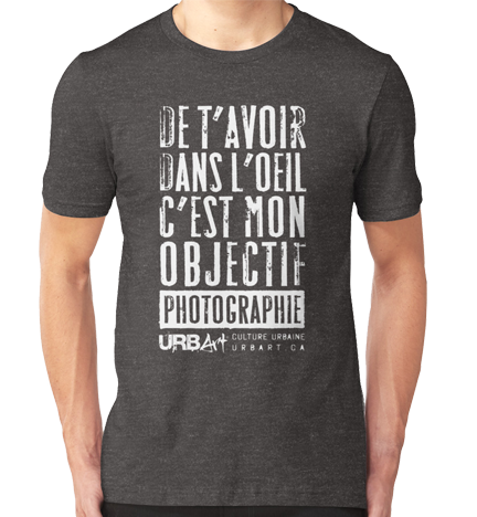 UrbArt-T-Shirt-Photographe