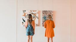 SOLSTICE - Une exposition de Zoé Boivin et Patricia Doucet