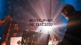 La première édition conjointe de MUTEK Mexico et MUTEK Tokyo est officiellement lancée.