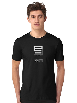 T-Shirt Électro-Acrylique